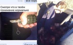 Gỡ chốt lựu đạn rồi chụp ảnh selfie gửi cho bạn, thanh niên tử vong sau cú nổ kinh hoàng