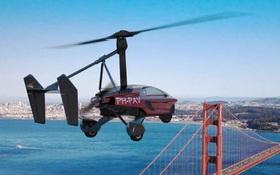 Ô tô bay lượn trên bầu trời chính thức lên kệ với giá 9 tỷ đồng