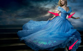 """""""Vạch lá tìm sâu"""" những lỗi Photoshop chết cười trong poster phim Hollywood"""