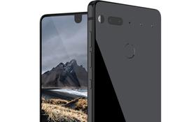 Đây là Essential Phone, smartphone cách mạng đến từ cha đẻ Android, vẫn chạy Android chứ không có hệ điều hành mới