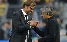 """Klopp sẵn sàng """"dựng xe bus"""" để đấu Mourinho"""