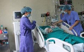 """Bác sĩ ngạt thở cấp cứu người bị TNGT và """"ma men"""" trong dịp Tết"""