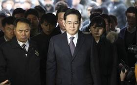 """""""Thái tử Samsung"""": Cú vấp ngã trước ngưỡng cửa quyền lực"""