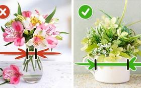 10 mẹo giữ hoa tươi lâu bạn chỉ ước mình biết sớm hơn