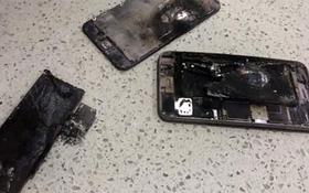 Mang đến tiệm chưa kịp sửa, iPhone 6 Plus đã bất ngờ nổ tung