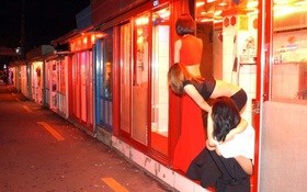 Phố đèn đỏ 60 năm tuổi của Seoul sắp lùi vào dĩ vãng