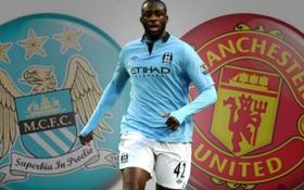 Chia tay Man City, Yaya Toure có thể chuyển đến Man Utd