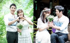 """Mỹ nhân """"I Need Romance"""" Kim So Yeon kết hôn cùng Lee Sang Woo sau 6 tháng hẹn hò"""