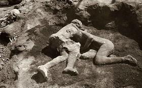 Bí mật khó tin đằng sau bức tượng cặp đôi ôm nhau trong đống tro tàn Pompeii kinh điển