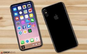 Cuối cùng iPhone 8 đã hiện nguyên hình, bạn sẽ không tin nó đẹp mê mẩn thế này đâu
