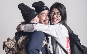 """Gia đình """"mê"""" sneakers Việt Max-Stu-Pid: """"Với chúng tôi, thời trang như niềm vui mỗi ngày, nó vừa quan trọng vừa không quan trọng"""""""