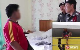 Thái Lan: Đã bắt được nghi phạm trong vụ cô nàng tomboy bị cưỡng hiếp trước khi nhảy lầu tự tử