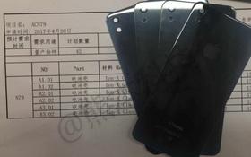 Lại lộ thêm ảnh iPhone lạ với mặt lưng tráng kính ấn tượng