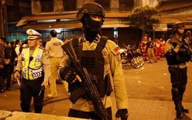 Tổ chức IS thừa nhận gây ra vụ tấn công bến xe buýt ở Jakarta