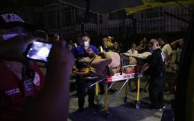 Vụ nổ súng Philippines: Phát hiện 34 thi thể chết ngạt trong khách sạn