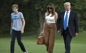 Bà Melania Trump tiết lộ về cuộc sống trong Nhà Trắng