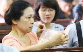 Hé lộ nội dung bức thư nilon trong suốt Thùy Dung và người yêu trao đổi trong vụ án hoa hậu Phương Nga