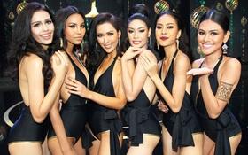 Bỏng mắt với màn trình diễn áo tắm của các thí sinh Miss Grand Thailand 2017