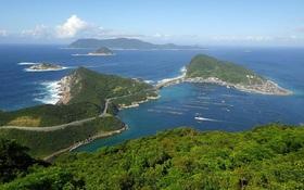 Đảo thiêng cấm phụ nữ của Nhật Bản được UNESCO công nhận là di tích văn hóa thế giới