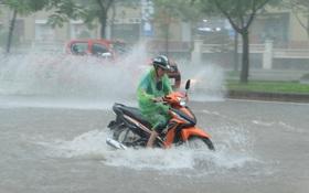 Bắc Bộ có mưa lớn trên diện rộng, kéo dài suốt 5 ngày tới