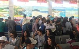Hơn 3.000 du khách mắc kẹt ở đảo Cô Tô sau ảnh hưởng của bão số 2