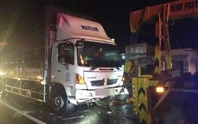 Tai nạn giao thông nghiêm trọng ở Bình Thuận, Thượng tá và Thiếu tá công an tử vong tại chỗ