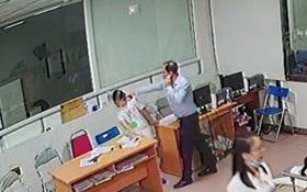 """Trần tình của Chủ tịch phường vụ hành hung bác sĩ tại phòng cấp cứu: """"Tôi cầm ghế chạy theo là để hòa giải"""""""