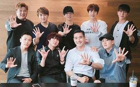 Super Junior sẽ trở lại đúng ngày kỉ niệm 12 năm ra mắt?