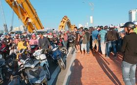 Đà Nẵng: Bỏ lại xe đạp điện, tân sinh viên nhảy cầu Rồng tử tự