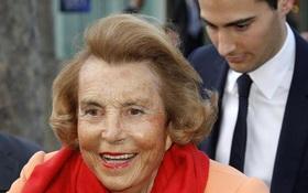 Người phụ nữ giàu nhất thế giới qua đời