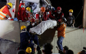 Hàng loạt nguy cơ rình rập sau thảm họa động đất Mexico