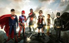 """Đội Justice League nhí này sẽ khiến bạn nể phục lẫn cảm động trước câu chuyện về """"siêu năng lực"""" của các bé"""