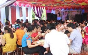 Vụ ngộ độc sau khi ăn cỗ đám hỏi ở Hà Giang: Thêm 20 người nhập viện