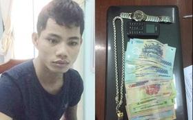 Nam thanh niên đục két trộm tài sản rồi quay lại trả sổ đỏ cho khổ chủ
