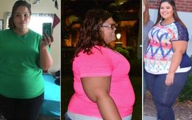 Cô bạn béo phì giảm 80 ký nhờ cắt bỏ hai thói quen rất nhiều người mắc phải