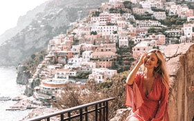 Ghen tị với cô nàng đi du lịch khắp thế gian, lại được anh người yêu chụp cho những bức ảnh siêu chất