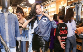 """""""Hoa hậu Hoàn vũ VN"""" đang dùng lại thử thách của """"Vietnam's Next Top Model""""?"""