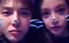 G-Dragon và cựu thành viên After School - Joo Yeon đang hẹn hò?