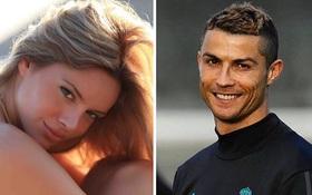 """Diễn viên, ca sĩ Hy Lạp thừa nhận """"làm chuyện dại dột"""" với Ronaldo"""
