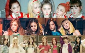 TWICE, Black Pink, Red Velvet: Khi điểm yếu của nhóm này là thế mạnh của nhóm khác