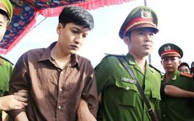 Tử tù Nguyễn Hải Dương tỏ ra bình thường và không có biểu hiện lo sợ trước khi bị thi hành án tử hình