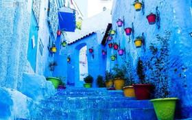 Nín thở ngắm nhìn những con phố đẹp nhất trên thế giới