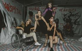 Teen THPT Chuyên Thái Bình vừa có một đêm hội Halloween chất phát ngất!