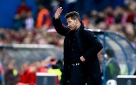 Diego Simeone giúp Atletico gây ấn tượng ở Champions League
