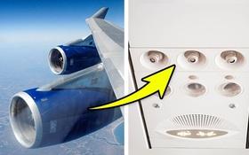 Ngay cả những du khách có kinh nghiệm đi máy bay nhiều lần cũng không hề biết những đồ vật này có ý nghĩa gì