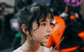 Tiểu mỹ nhân Thượng Hải xinh xắn như hoa, mới 8 tuổi đã kiếm bộn tiền