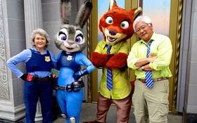 Cặp vợ chồng son cosplay thành nhân vật hoạt hình cực đỉnh làm giới trẻ phải chạy dài