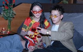 """Sau chia tay Châu Bùi, Decao vẫn """"tình như cái bình"""" khi đi xem phim cùng nhau"""