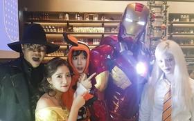 Tiệc Halloween ai chơi lớn hơn nhà SM: Toàn sao quyền lực, hóa thân thành đủ mọi thể loại nhân vật hot