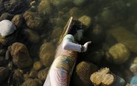 Ấn Độ: Dòng sông thiêng Ganga xưa kia, giờ đã thành dòng sông chết